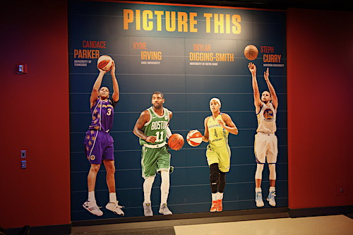 Nothing But Net: The Naismith Basketball Memorial Hall of Fame Is a Sweet Three-Pointer