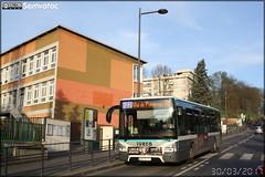 Iveco Bus Urbanway 12 - RATP (Régie Autonome des Transports Parisiens) / STIF (Syndicat des Transports d'Île-de-France) n°8904