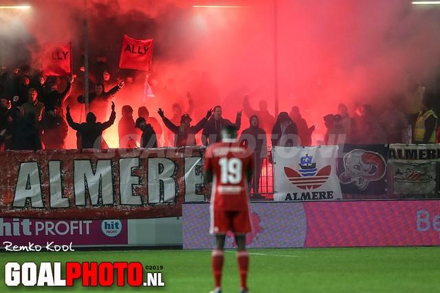 Almere City - FC Twente 26-01-2019
