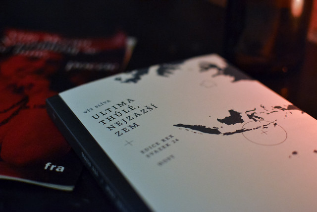 2018 11 20 Vít Slíva, Ultima thúlé, nejzazší zem