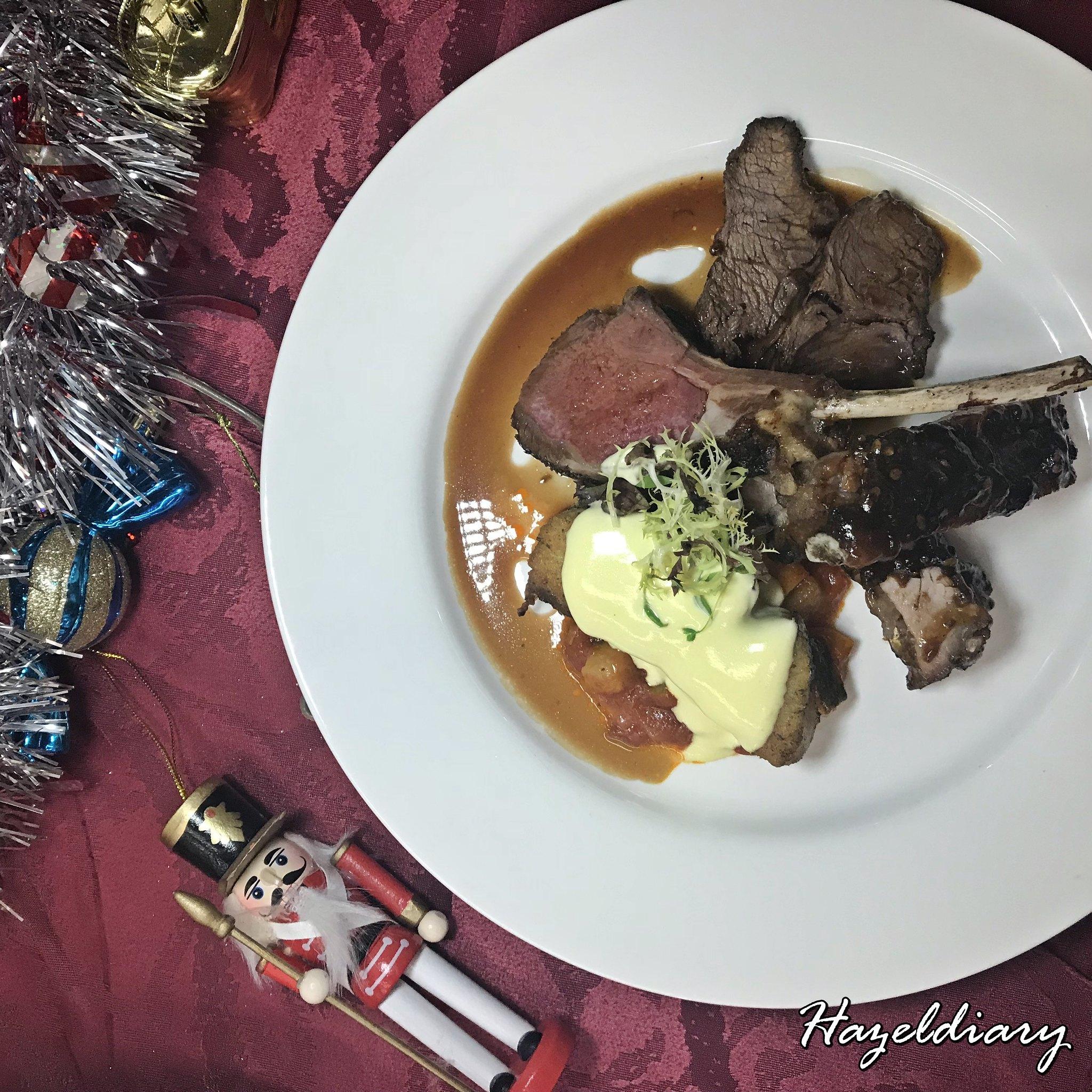 Mercure Bugis Hotel Christmas Circus Santa-Buffet-1