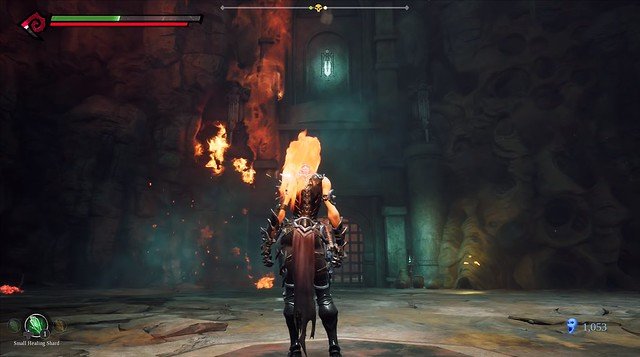 Darksiders 3 - Fire Webbing