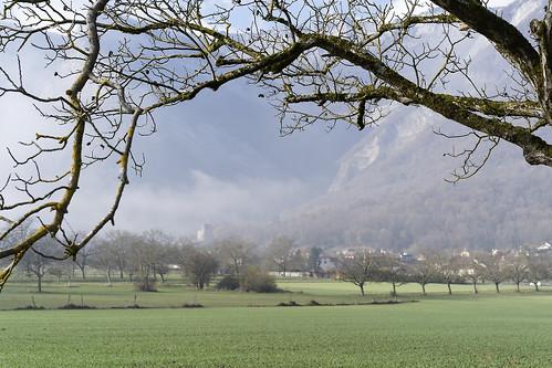 La Terrasse village (Gresivaudan)