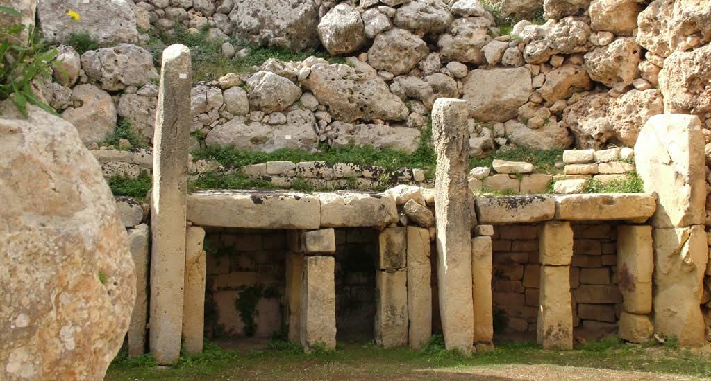 UNESCO Werelderfgoed Malta: Ggantija Tempels Gozo | Malta & Gozo