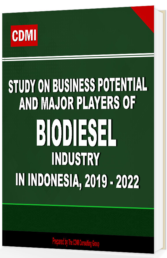 Study of Biodiesel in Indonesia 2019 – 2022