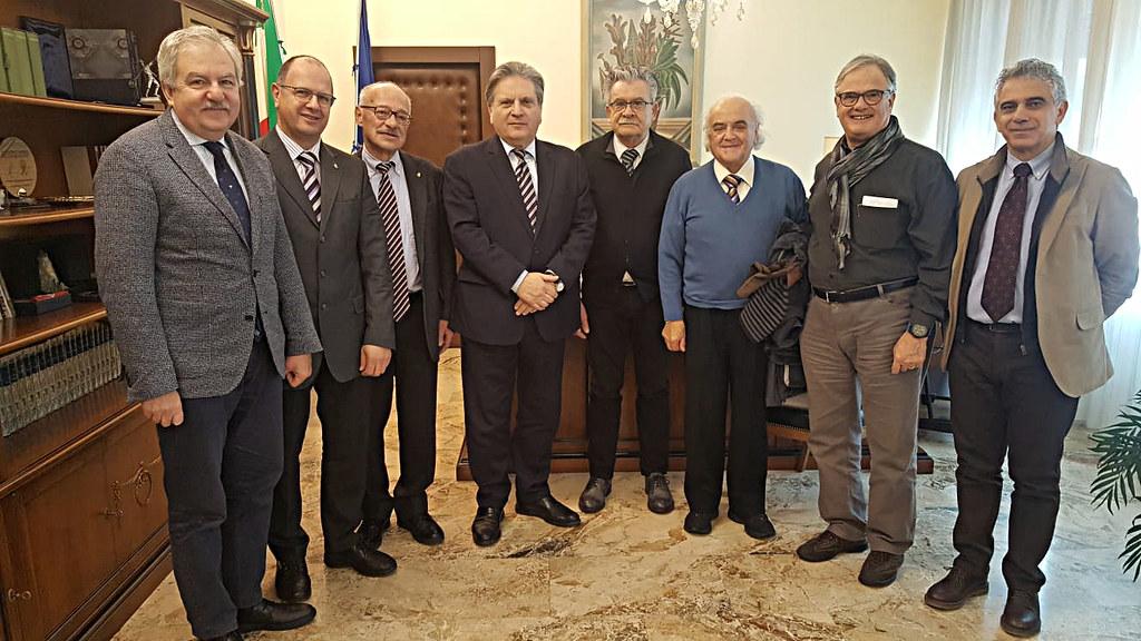 2019 - Incontro col Commissario del Governo di Trento