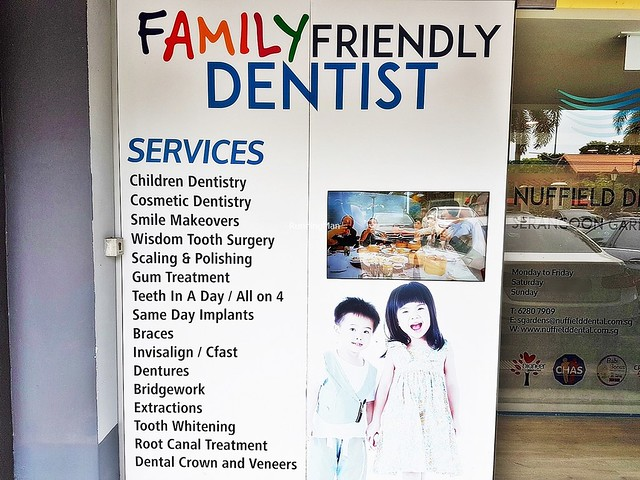 Nuffield Dental Services
