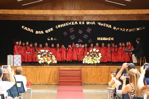 Liturgia y Entrega de Licencias Kínder 2018