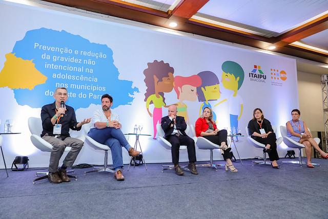 Primeiro Seminário Internacional para a Prevenção e Redução da Gravidez Não Intencional na Adolescência nos Municípios do Oeste do Paraná