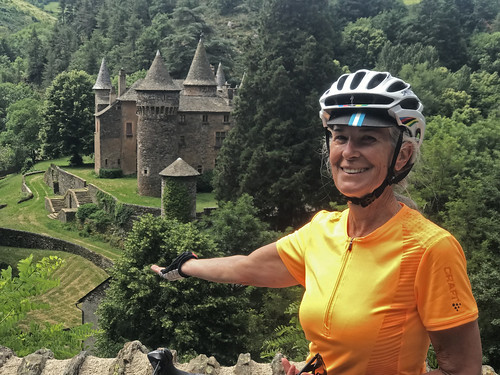Peak Tours Channel to Mediterranean cycling