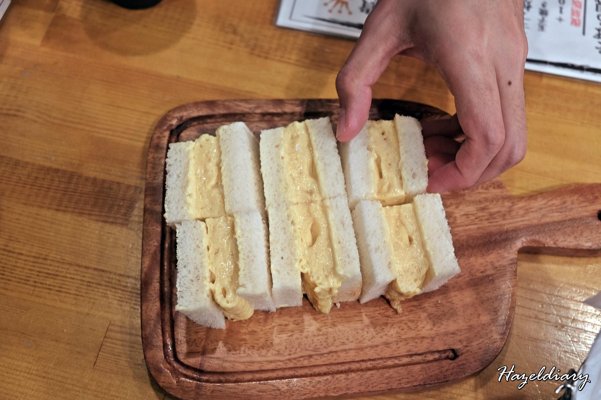 Kawagoe-Ohana Grill-Tamago Sandwich