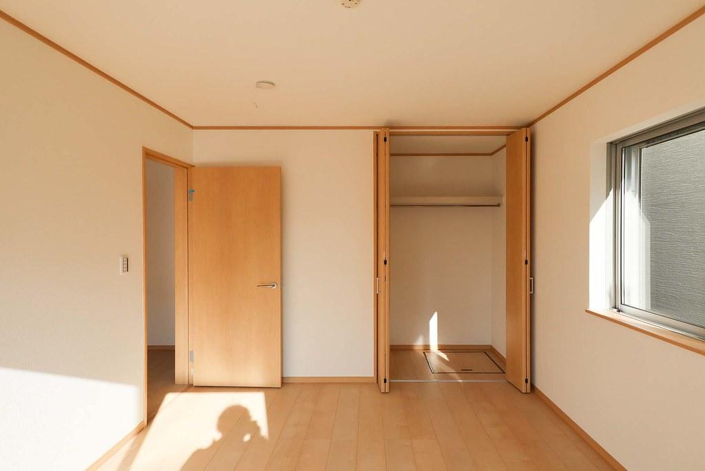 葉山戸建の居室①