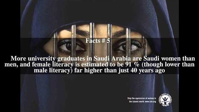 4955 3 common lies about women rights violations in Saudi Arabia 00