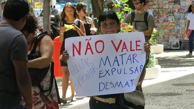 """""""Brumadinho é consequência da criminalização de ativistas"""", dizem atingidos"""