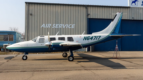 Piper PA-60-602P Aerostar N64717 Private