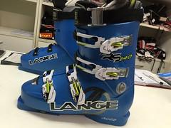 Lyžarské boty - Lange 140 RS - vel. 27.0-27.5 (316 - titulní fotka
