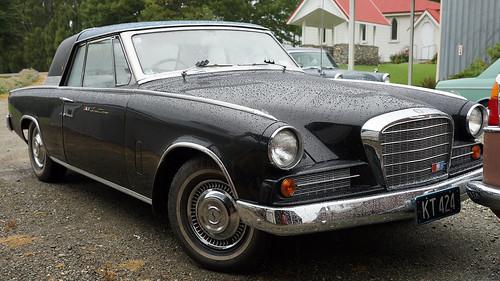 1963 Studebaker Hawk Classic Car.