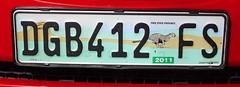 Free State: Autokennzeichen
