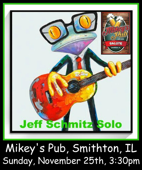 Jeff Schmitz Solo 11-25-18