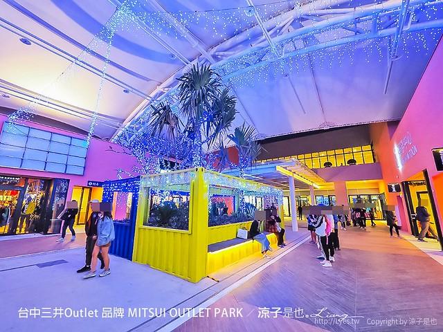 台中三井Outlet 品牌 MITSUI OUTLET PARK 40