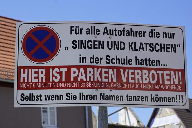 in Freiburg gesehen, Sony SLT-A77V, Sony 28-75mm F2.8 SAM (SAL2875)