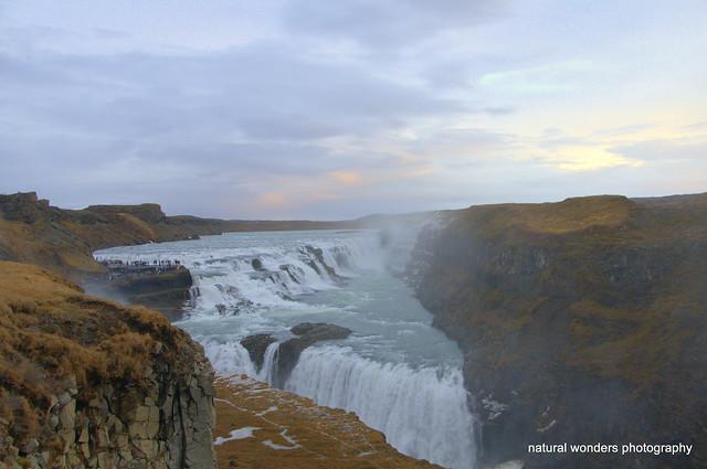 Gullfoss Falls, Iceland, Nikon D300, AF-S DX VR Zoom-Nikkor 18-200mm f/3.5-5.6G IF-ED [II]