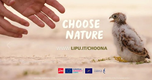 "Lipu e progetto europeo ""Choose Nature"""