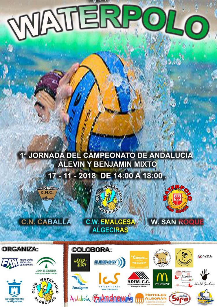1ª Jornada Campeonato Alevín y 2ª Jornada Campeonato Cadete
