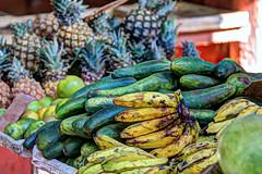 Cuba - Havana - Fruit market