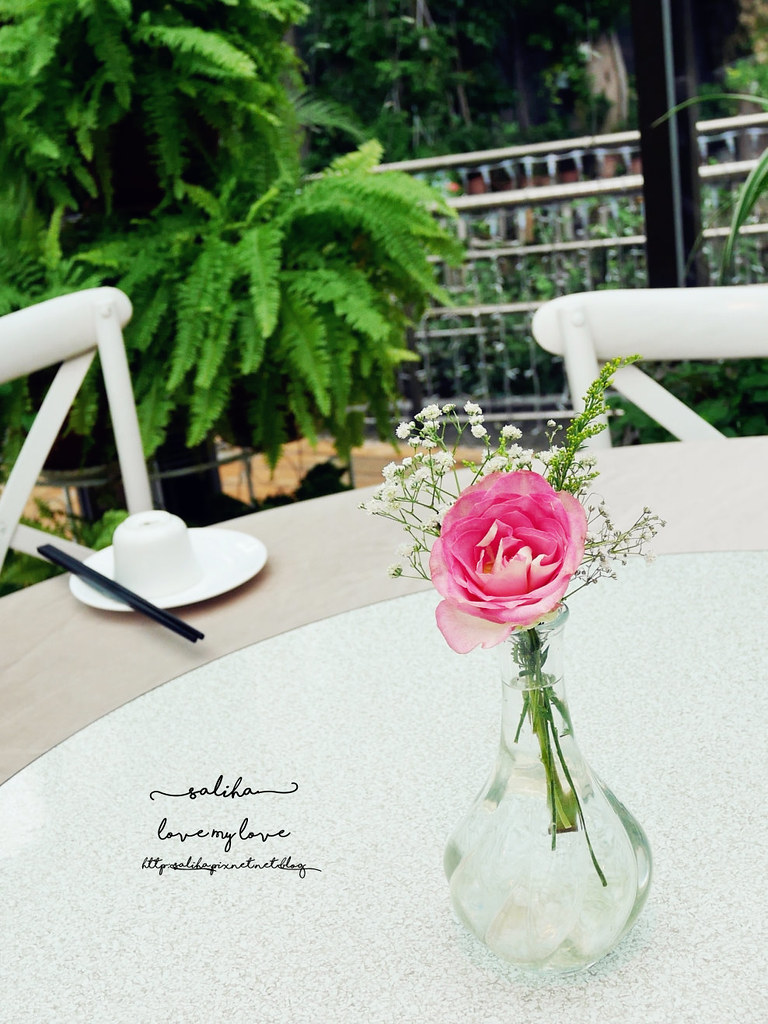 台北古亭站附近絕美玻璃屋植物系浪漫約會餐廳推薦陸聯廳 (7)