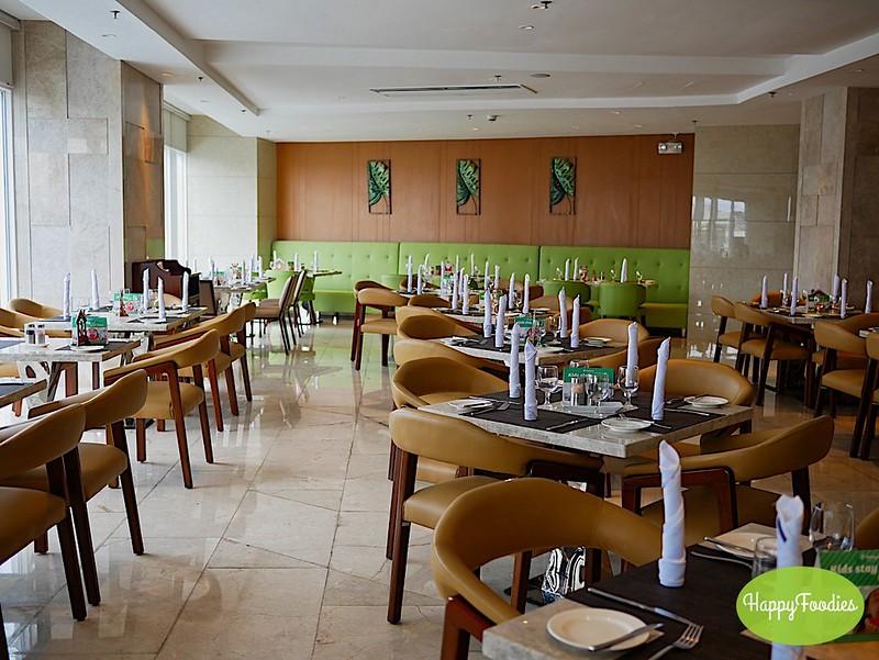 Dining area at Lamisaan