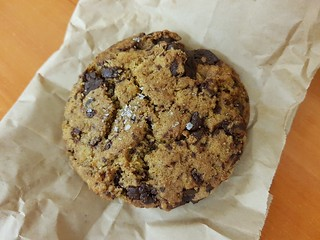 Salted Chocolate Chip Cookie from Suburban