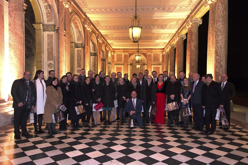 European Year of Cultural Heritage Closing Dinner in Versailles
