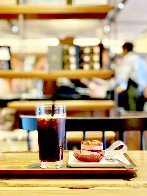 Starbucks@Ginza Tsutaya Shoten