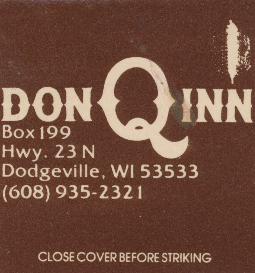 Don Q Inn - Dodgeville, Wisconsin
