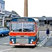 Highland Scottish: T48 (PST648K) running into Inverness Bus Station from Farraline Park