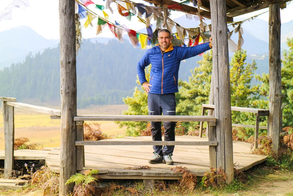 Senderismo en Bután