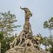 五羊石雕,越秀公园,广州,广东,中国