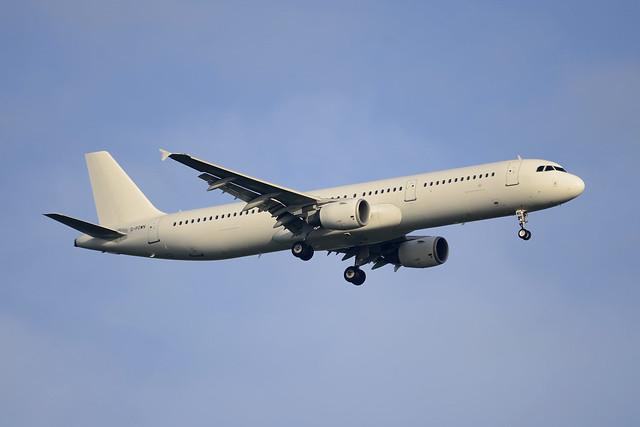 G-POWN A321
