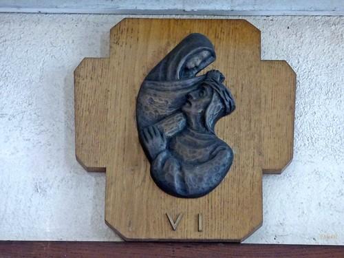 Station VI, sanctuaire Notre Dame de Bétharram