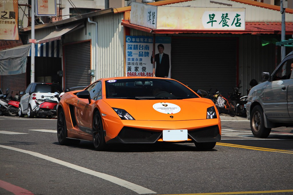 Lamborghini Gallardo Lp570 4 Superleggera Follow Me Www F Flickr