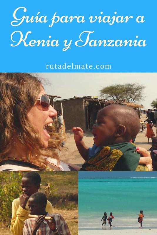 Guia para viajar a Kenia y Tanzania