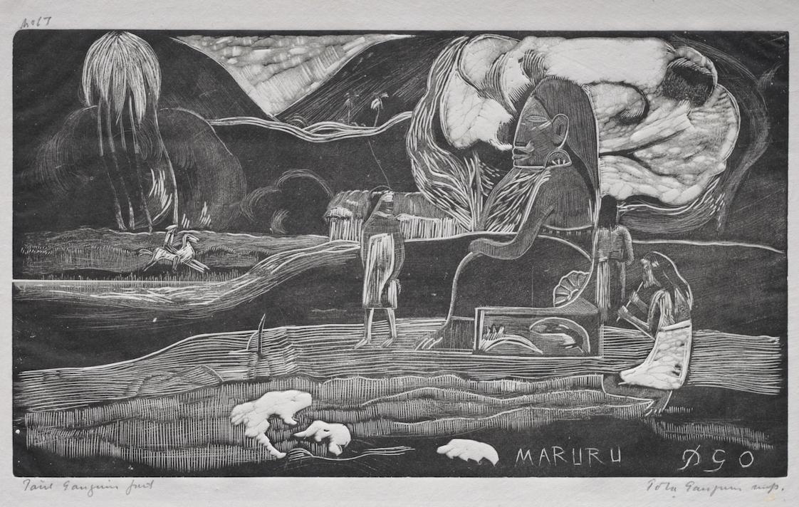 Tahiti Gauguin