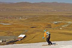 Mongolsko: nomádi na lyžích