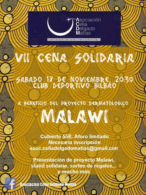 Cena Solidaria 2018