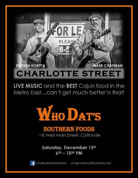 Charlotte Street 12-15-18