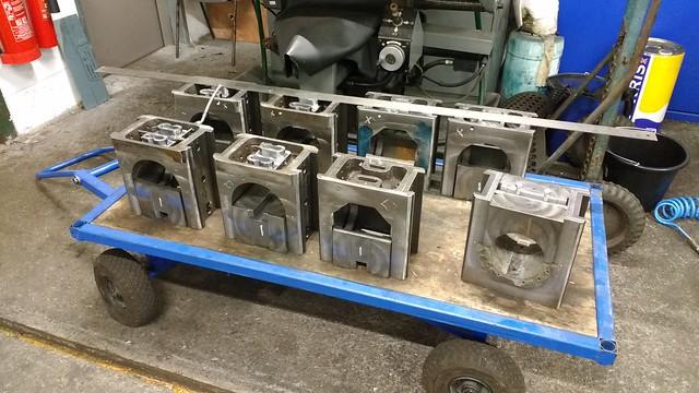 Axle Boxes