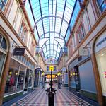 Miller Arcade interior