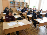 Пробные экзамены в 11 классах