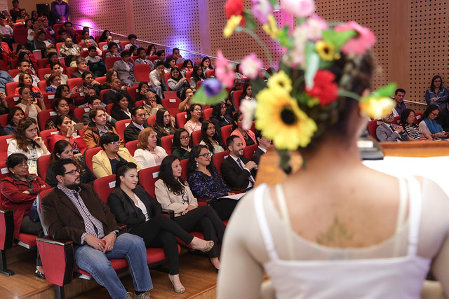 """Premiación a los ganadores del concurso """"Nuestras Propias Historias"""" - Quito"""
